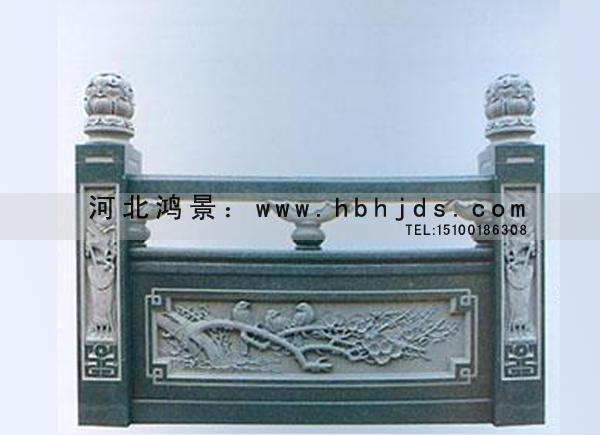 欧式花瓶栏板浮雕图片
